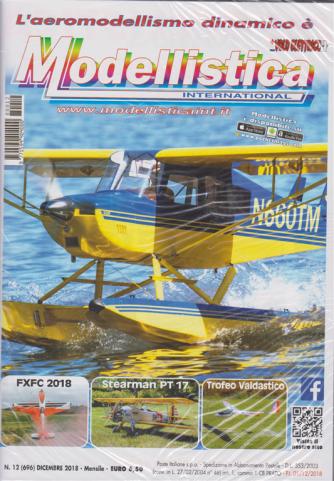 Modellistica International - n. 12 - dicembre 2018 - mensile