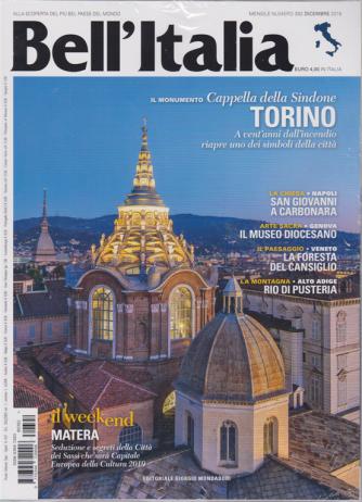 Bell'italia - n. 392 - mensile - dicembre 2018