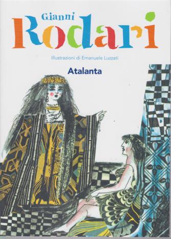 Le Grandi Collezioni - Atalanta - n. 12 - Gianni Rodari - settimanale