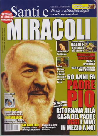 Santi e miracoli - n. 44 - settimanale - dicembre 2018  - speciale da collezione bimestrale