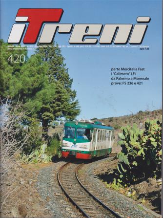 I treni - n. 420 - mensile - dicembre 2018 -
