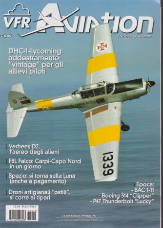 Vfr Aviation - n. 42 - dicembre 2018 - mensile di aviazione