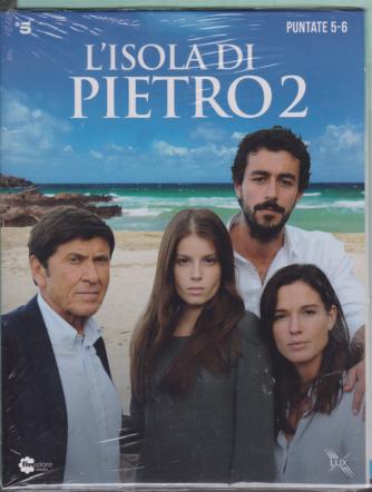 L'isola di Pietro 2 - puntate 5-6 - dvd + booklet - 7 dicembre 2018 - include le ultime 2 puntate