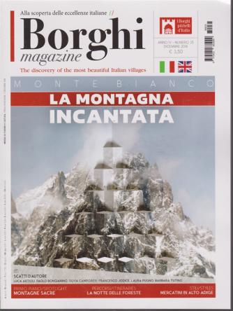 I Borghi Magazine - n. 35 - dicembre 2018 - mensile