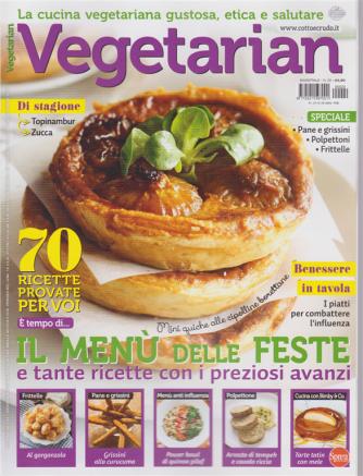 Vegetarian - n. 20 - bimestrale - gennaio - febbraio 2019