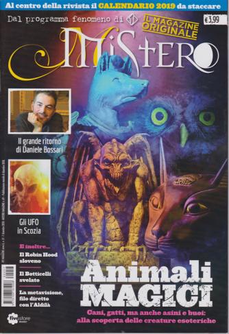 Rti Magazine - Mistero n. 57 - dicembre 2018 - mensile