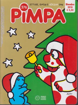 Pimpa - n. 376 - dicembre 2018 - mensile -
