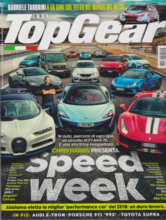 Top Gear - n. 134 - mensile - gennaio 2019