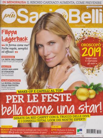 Piu' Sani Piu' Belli Magazine - n. 97 - dicembre 2018 - mensile -