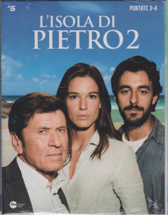 L'isola di Pietro 2 - seconda uscita - dvd + booklet - n. 1 - 28 novembre 2018 - include 2 puntate + contenuti extra
