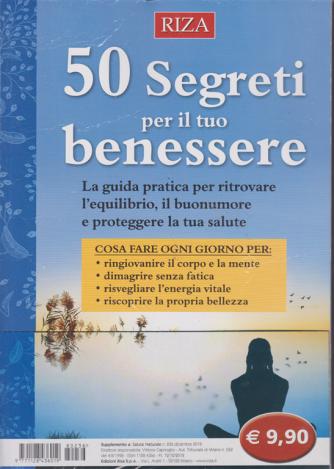 Salute naturale - n. 236 - dicembre 2018 - 50 segreti per il tuo benessere