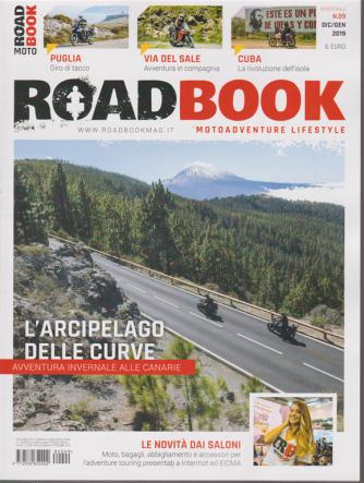 Road Book - Motoadventure Lifestyle - n. 9 - dic/gen 2019 -