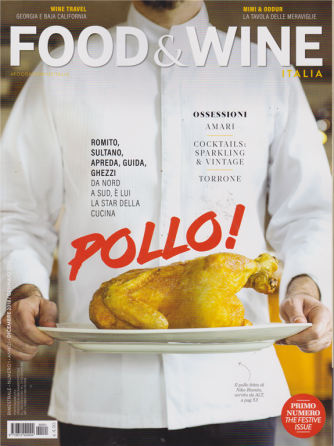 Food&Wine - n. 1 - bimestrale - dicembre 2018 - gennaio 2019 -