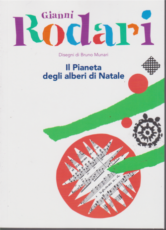 Le Grandi Collezioni - Il Pianeta degli alberi di Natale - n. 14 - Gianni Rodari - settimanale -