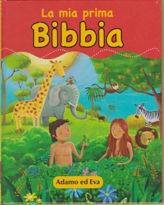 La mia prima Bibbia - Prima uscita - 21/12/2018 - settimanale - Adamo ed Eva
