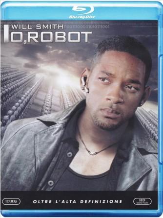 IO, ROBOT - WILL SMITH - FILM BLU RAY