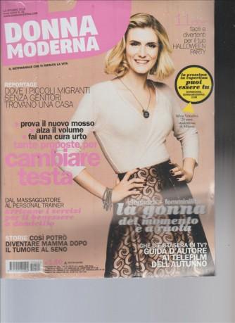 Donna Moderna - settimanale n.42 13 ottobre 2015