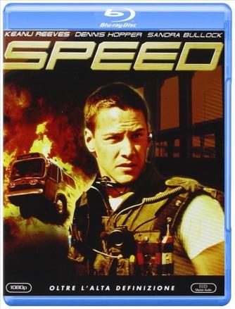SPEED - Sandra Bullock - FILM BLU RAY