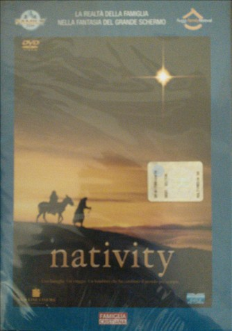 Nativity - Ciaran Hinds - DVD