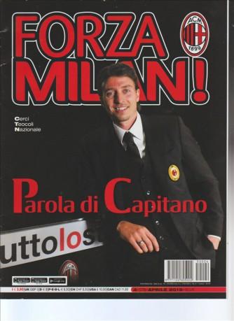 Forza Milan ! - mensile n.574 - Aprile 2015