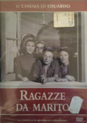 Ragazze da marito - Eduardo De Filippo - DVD