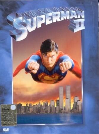 DVD Superman 2 con Gene Hackman e Margot Kidder regia Richard Lester