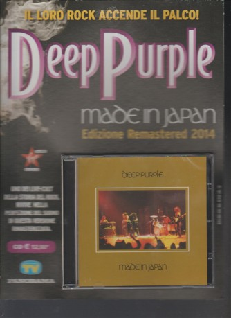 DEEP PURPLE made in Japan - edizione remastered 2014