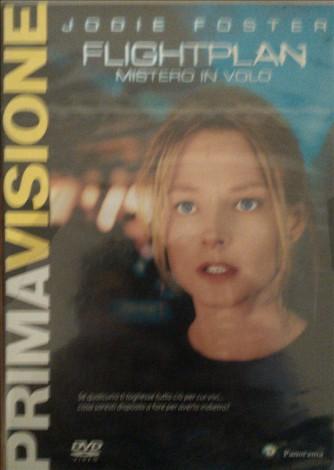 Flightplan - Mistero In Volo - Jodie Foster - DVD