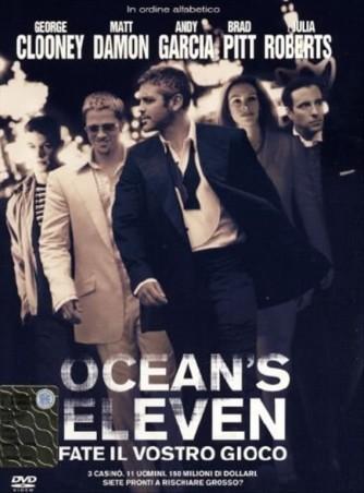 Ocean'S Eleven - Fate Il Vostro Gioco - George Clooney, Julia Roberts, Brad Pitt - DVD