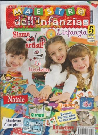 Maestra dell'infanzia - mensile n.102 Novembre 2013