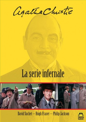 La Serie Infernale - David Suchet, Hugh Fraser, Andrew Grieve DVD