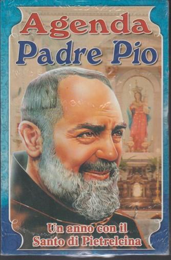 Agenda perpetua Padre Pio con segnagenda Calendario 2016