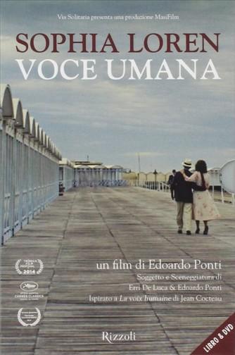 Voce umana - Sophia Loren - DVD Con libro