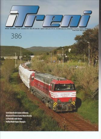 i Treni - Mensile n. 386 Novembre 2015