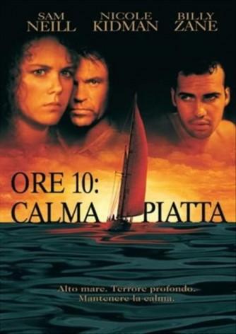 Ore 10 Calma Piatta - Nicole Kidman - DVD