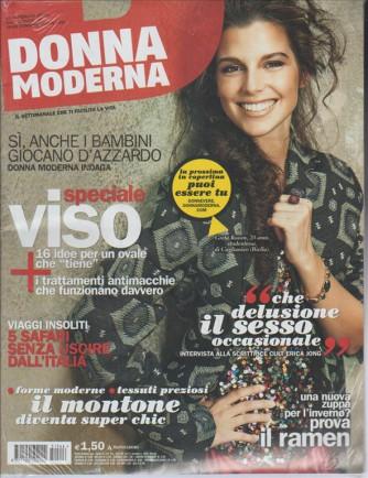 DONNA MODERNA - settimanale n.46 - 10 Novembre 2015