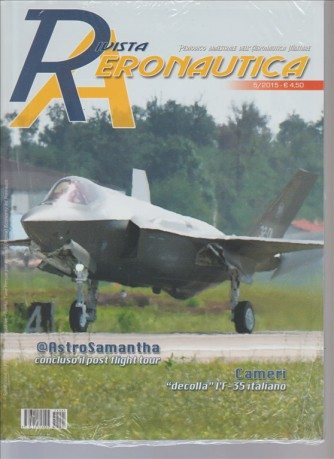 Rivista Aeronautica-Periodico bimestrale dell'Aereonautica Militare n 5/15