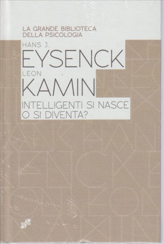 La grande Biblioteca Della Psicologia - Hans J. EYSENCK / Leon KAMIN