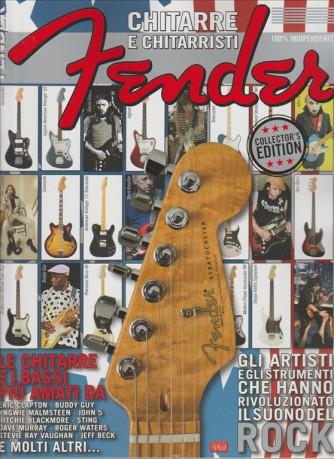 FENDER chitarre e chitarristi - pubblicazione speciale di Music Hero