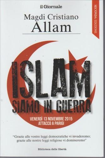 ISLAM siamo in guerra di Magdi Cristiano Allam - Attacco a Parigi