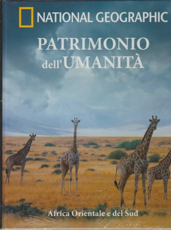 PATRIMONIO DELL'UMANITA' - Africa orientale e del Sud - vol. Africa III