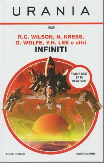 INFINITI di R.C.Wilson, N.Kress,G.Wolfe, Y.H.LEE e altri-Coll.Urania n.1625