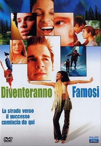 Diventeranno Famosi - La strada verso il successo inizia qui - Daniel Letterle - DVD