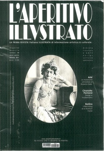 L'Aperitivo illustrato mensile n. 48 febbraio 2011