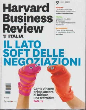 Harward Business Review Italia - mensile n. 12 Dicembre 2015