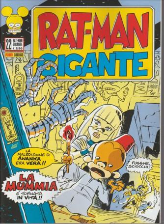 RAT-MAN GIGANTE n.22 - Panini Comics