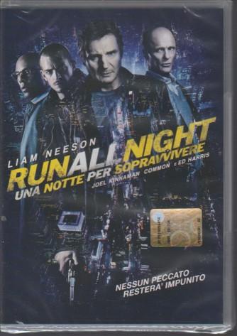 DVD Run All Night-Una Notte Per Sopravvivere-Jaume Collet-Serra (Regista)