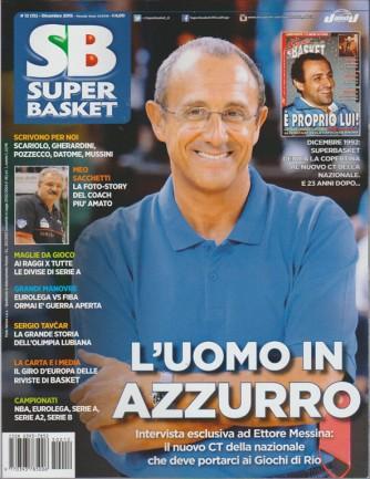 Superbasket - Mensile n. 12 Dicembre 2015