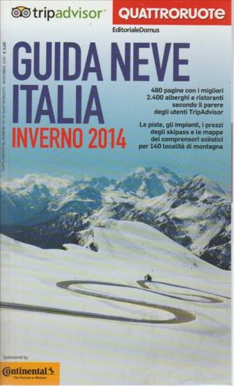 Guida Neve Italia - Inverno 2014 by Tripadvisor