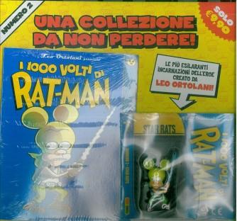 Leo Ortolani presenta I 1000 Volti Di Ratman vol.2